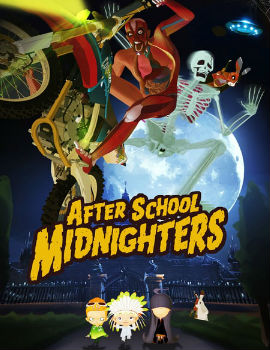 After School Midnighters Movie English Subbed