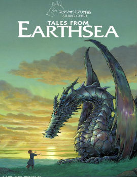 Tales from Earthsea Movie English Subbed