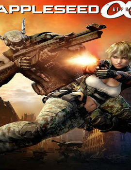 Appleseed Alpha Movie English Dubbed