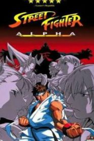 Street Fighter Alpha: The Animation Movie English Subbed