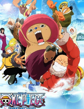 One Piece: Episode of Chopper Plus: Bloom in the Winter, Miracle Cherry Blossom Movie English Subbed