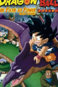 Dragon Ball: The Path to Power Movie English Dubbed